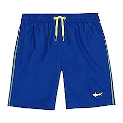 bluezoo - Boys' blue swim shorts