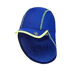 Baker by Ted Baker - Boys' blue jungle logo print keppi hat