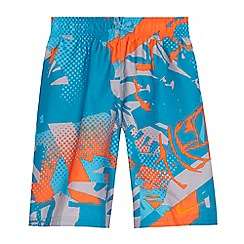 Nike - 'Boys' multi-coloured printed swim shorts