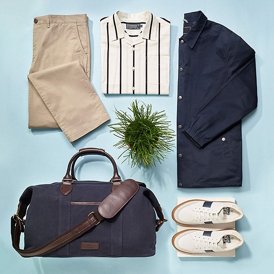 Take 5: Men's Summer Wardrobe Essentials