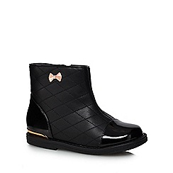 Baker by Ted Baker - Girls' black boots