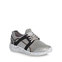 Pineapple - Girls' grey trainers