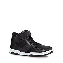 bluezoo - Boys' black trainers