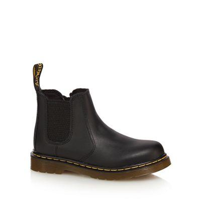 7075b470665 Dr Martens Unisex black 'banzai' chelsea boots | Debenhams