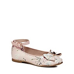 Baker by Ted Baker - Girls' light pink pumps