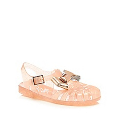 5d671d78f Baker by Ted Baker -  Girls  pink sandals