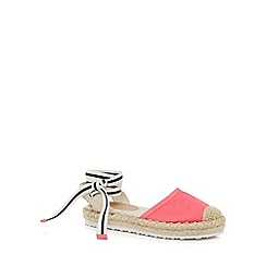 J by Jasper Conran - 'Girls' multi-coloured espadrilles