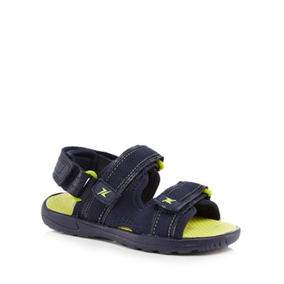 bluezoo - 'Boys' navy sandals Fashionable and eye-catching shoes
