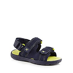 bluezoo - 'Boys' navy sandals