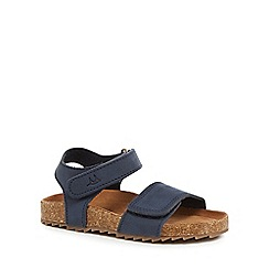 Mantaray - 'Boys' navy sandals