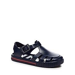 J by Jasper Conran - 'Boys' navy sandals