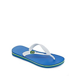 Ipanema - Kids' blue flip flops