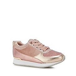Baker by Ted Baker - Kids' pink trainers