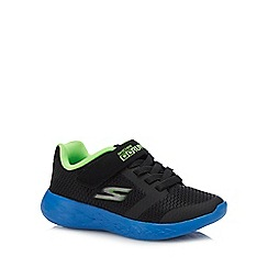Skechers - Kids  Black  Go Run 600  Trainers 937e09711