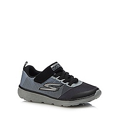 Skechers - Kids' Grey 'Go Run 600 Kroto' Trainers