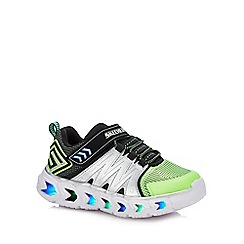 Skechers - Kids' Silver 'Eclipsor' Trainers