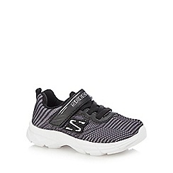 Skechers - Kids' black 'Eclipsor' trainers