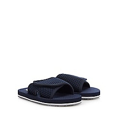 Mantaray - Boys' Navy Mesh Sliders
