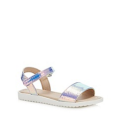 bluezoo - Girls' Pink 'Wannabe' Sandals
