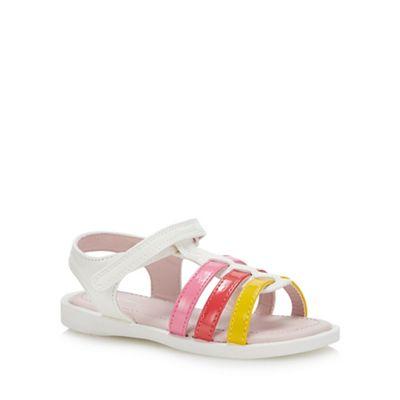 81e69e018bd J By Jasper Conran Girls  Multicoloured Sandals by J By Jasper Conran
