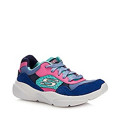 Skechers - Girls' Multicoloured 'Meridian' Trainers