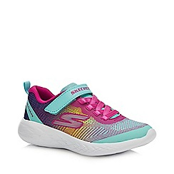 Skechers - Girls' Aqua 'Go Run 600' Trainers