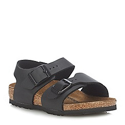 Birkenstock - Kids' Black 'New York' Sandals