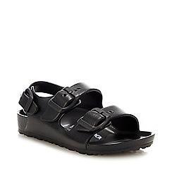 Birkenstock - Kids' Black 'Milano Eva' Sandals