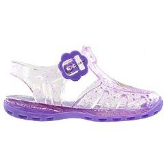 Disney Frozen - Girls' blue sandals