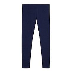 bluezoo - Girl's navy leggings