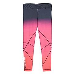 Pineapple - Girls' multi-coloured ombre leggings