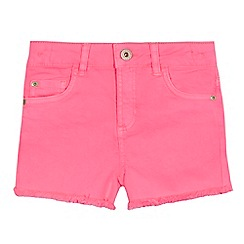 bluezoo - Pink denim shorts