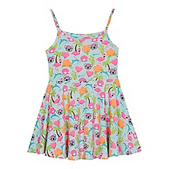 bluezoo - Multi-coloured animal print dress