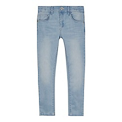 bluezoo - 'Girls' blue light wash jeans