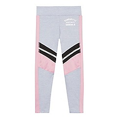 Pineapple - 'Girls' grey leggings