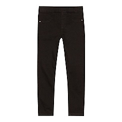 bluezoo - Girls' black jeggings
