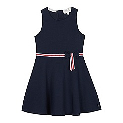 J by Jasper Conran - Girls' Navy Ponte Dress