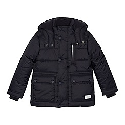 J by Jasper Conran - Boys' navy padded jacket
