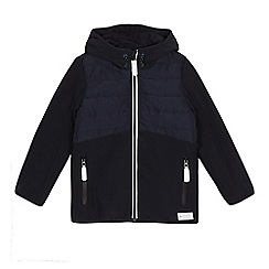 J by Jasper Conran - Boys' navy jacket