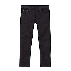 Levi's - Boys' dark blue '508' tapered jeans