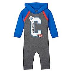Converse - Baby boys' raglan romper suit