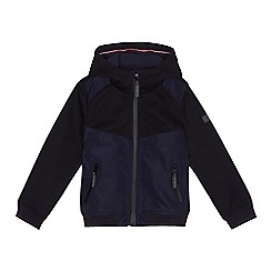 J by Jasper Conran - Boys' navy reflective jacket
