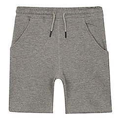 bluezoo - Boys' grey sweat shorts
