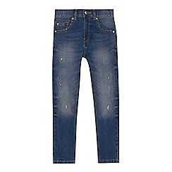 bluezoo - 'Boys' blue super skinny jeans