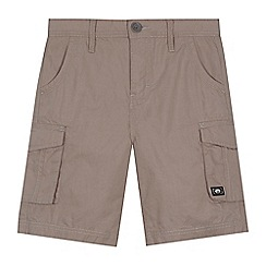 Animal - Boys' grey cargo shorts