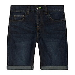 bluezoo - Boys' blue denim shorts