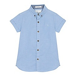 J by Jasper Conran - Boys' blue Oxford shirt