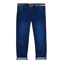 J by Jasper Conran - 'Boys' blue mid wash jeans