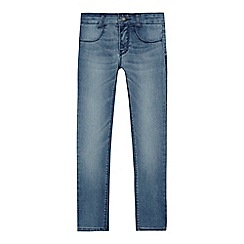 Levi's - Girls' light blue 710 super skinny jeans