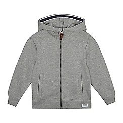 bluezoo - Boys' grey hoodie